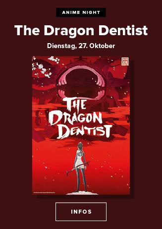 Anime Night: Dragon Dentist 27.10.