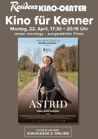 Kino für Kenner: ASTRID