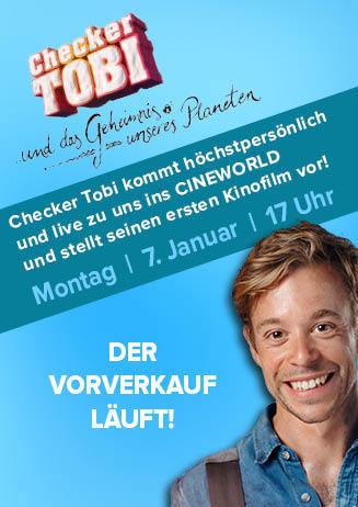 """190104 Stars zu Besuch """"Ckecker Tobi"""""""