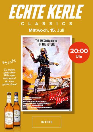 "Echte Kerle Classics: ""Mad Max"""