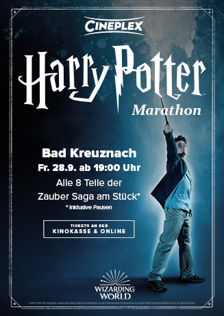 24 Stunden Harry Potter
