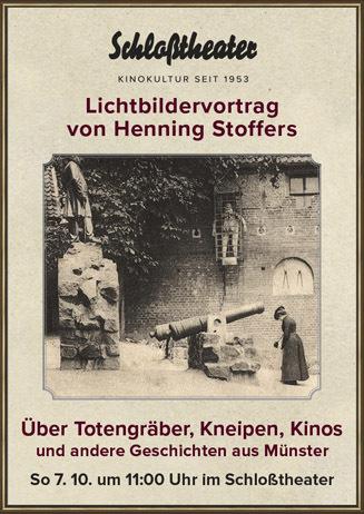 Lichtbildvortrag Henning Stoffers