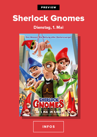 Familienreview: SHERLOCK GNOMES