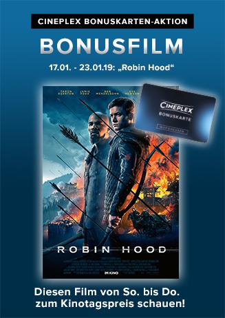 "Bonusfilm: ""Robin Hood"""