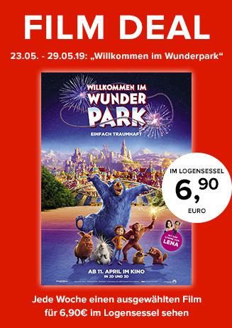 """Film Deal: """"Willkommen im Wunder Park"""""""
