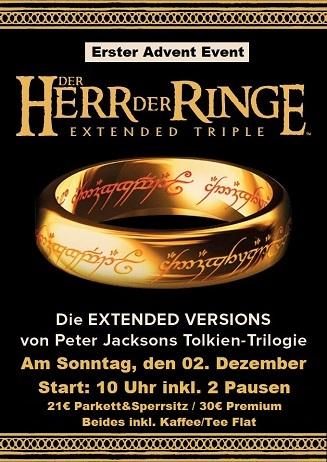 Herr der Ringe 1  - 3