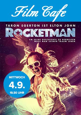 "Filmcafé: ""Rocketman"""