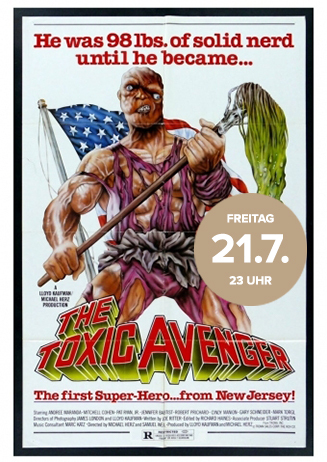Randfilm Nights: The Toxic Avenger