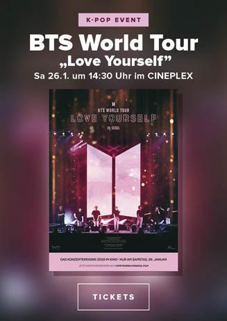 "BTS  Worldtour ""Love Yourself"" ---"