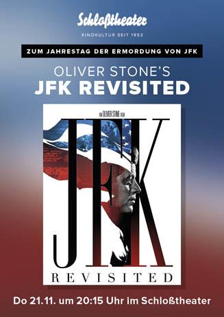 Oliver Stone's JFK REVISITED
