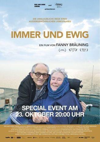 23.10. - Preview: Immer und ewig