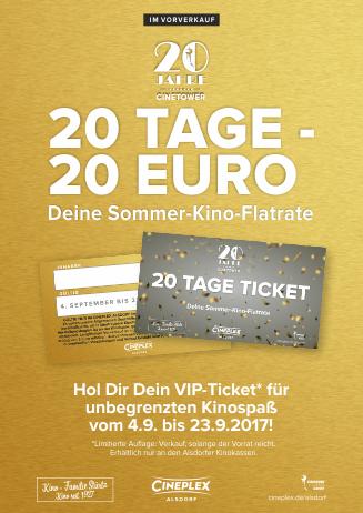 20-Tage-Ticket