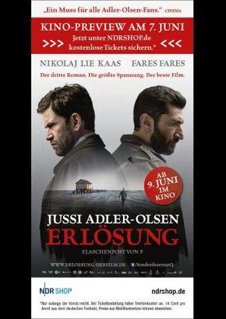 NDR Preview: Jussi Adler Olsen - Erlösung