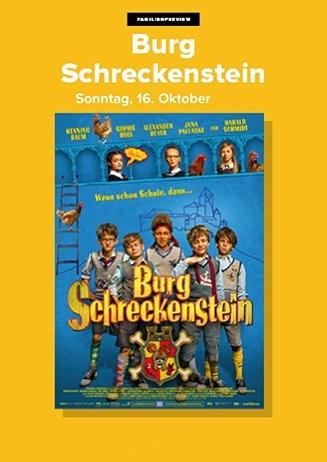 Familienpreview: Burg Schreckenstein