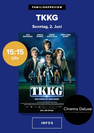 "Familienpreview: ""TKKG"""