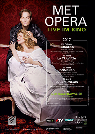 Met Opera 2016/17: Der Rosenkavalier (Strauss)