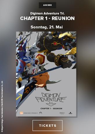 Digimon Adventure: Chapter 1