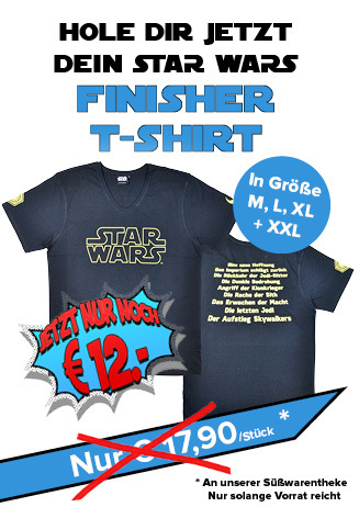 Finisher T-Shirts