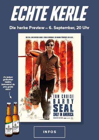 Echte Kerle: Barry Seal - Only in America