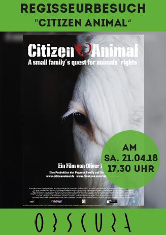 Regisseurbesuch: Citizen Animal