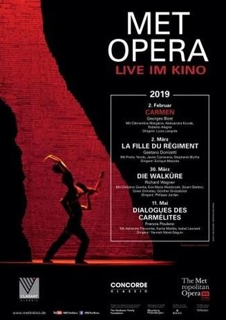 MET: Carmen (Bizet)