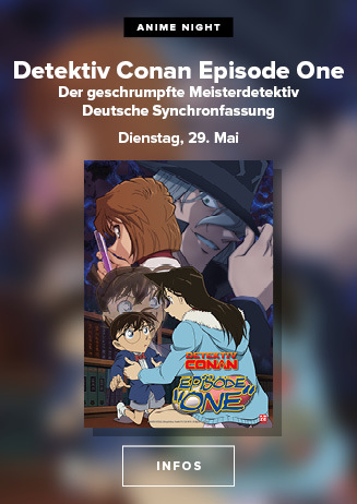 Anime Night Detektiv Conan Episode One