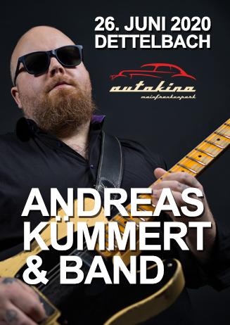 200626 Live-Konzert: Andreas Kümmert