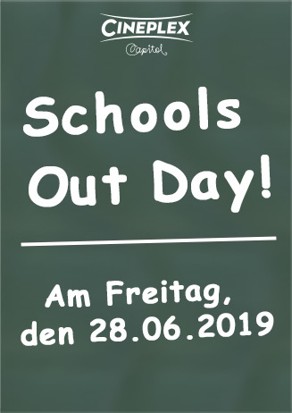 Schools Out Day