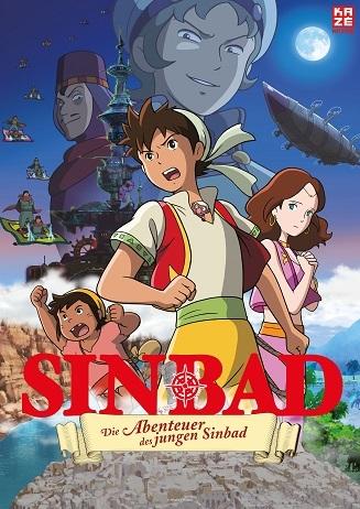 Anime Night Sindbad