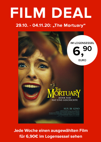 """Film Deal: """"The Mortuary"""""""