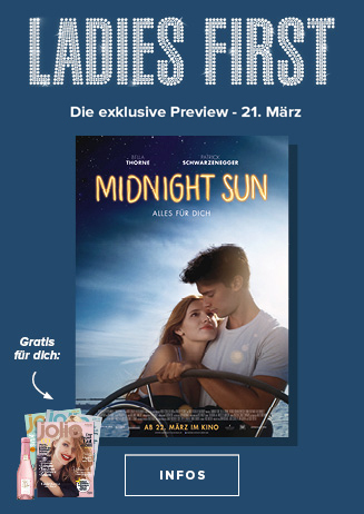 21.03. - Ladies First: Midnight Sun