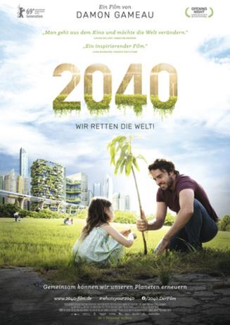 Future Kinotag: 2040 - WIR RETTEN DIE WELT