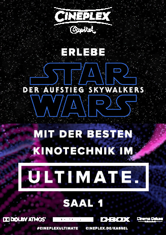 Star Wars im ULTIMATE Saal 1