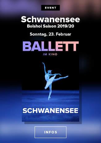 Klassik im Kino Schwanensee 23.02. 16