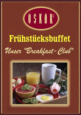 OSKARs Frühstücksbuffet