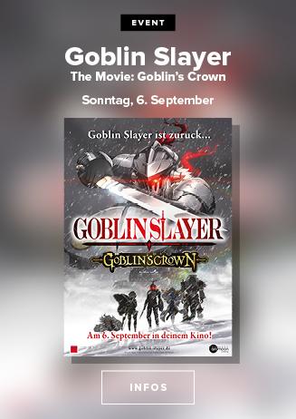Goblin Slayer - The Movie: Goblin's Crown