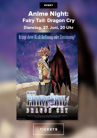 Anime Night: Fairy Tail - Dragon Cry