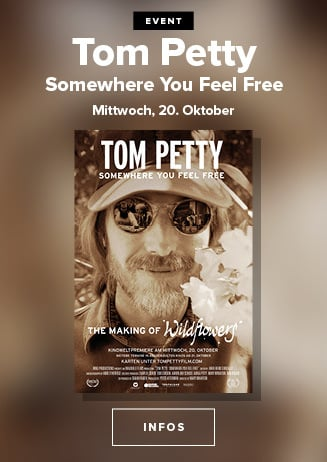 SoVo: Tom Petty, Somewhere You Feel Free