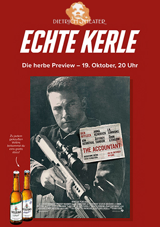 Echte Kerle Preview: The Accountant