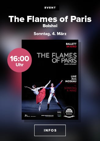 Bolshoi Ballett: The Flames of Paris