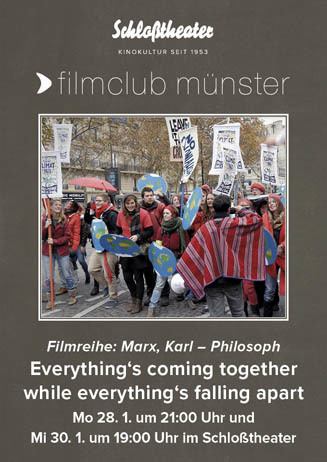 filmclub: Everything's coming together
