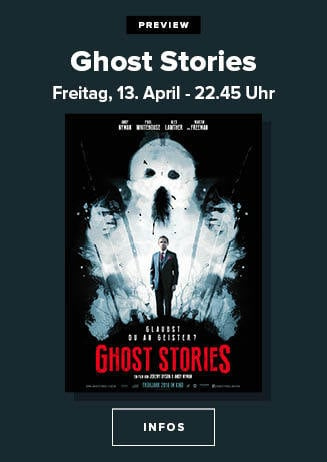 """180413 Preview """"Ghost Stories"""""""