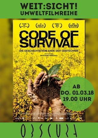 Weit:Sicht!: Code of Survival