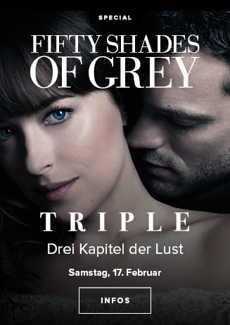 Triple: Fifty Shades of Grey 1-3