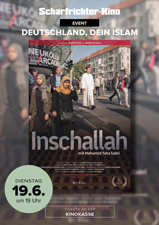 Filmgespräch: Inschallah