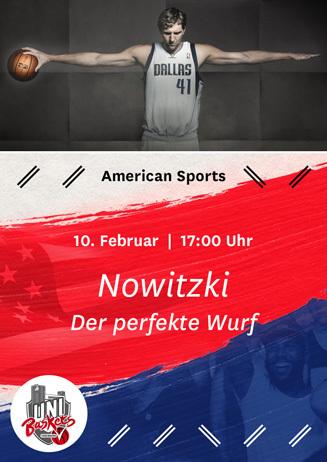 Nowitzki - Der perfekte Wurf