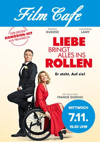 """Filmcafé: """"Liebe bringt alles ins Rollen"""""""