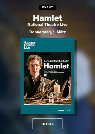 01.03. - National Theater Live: Hamlet
