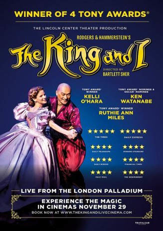 Musical: THE KING AND I