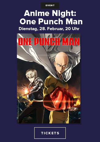 Anime Night: ONE PUNCH MAN